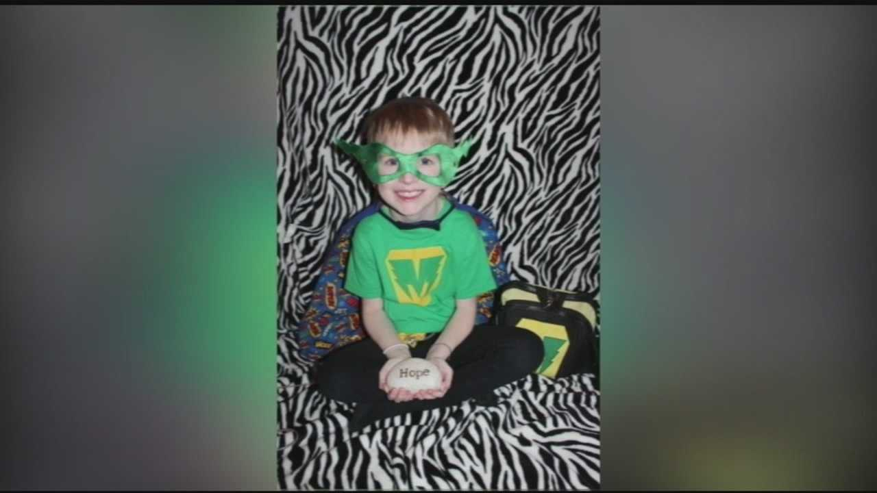 Event benefits child with debilitating condition