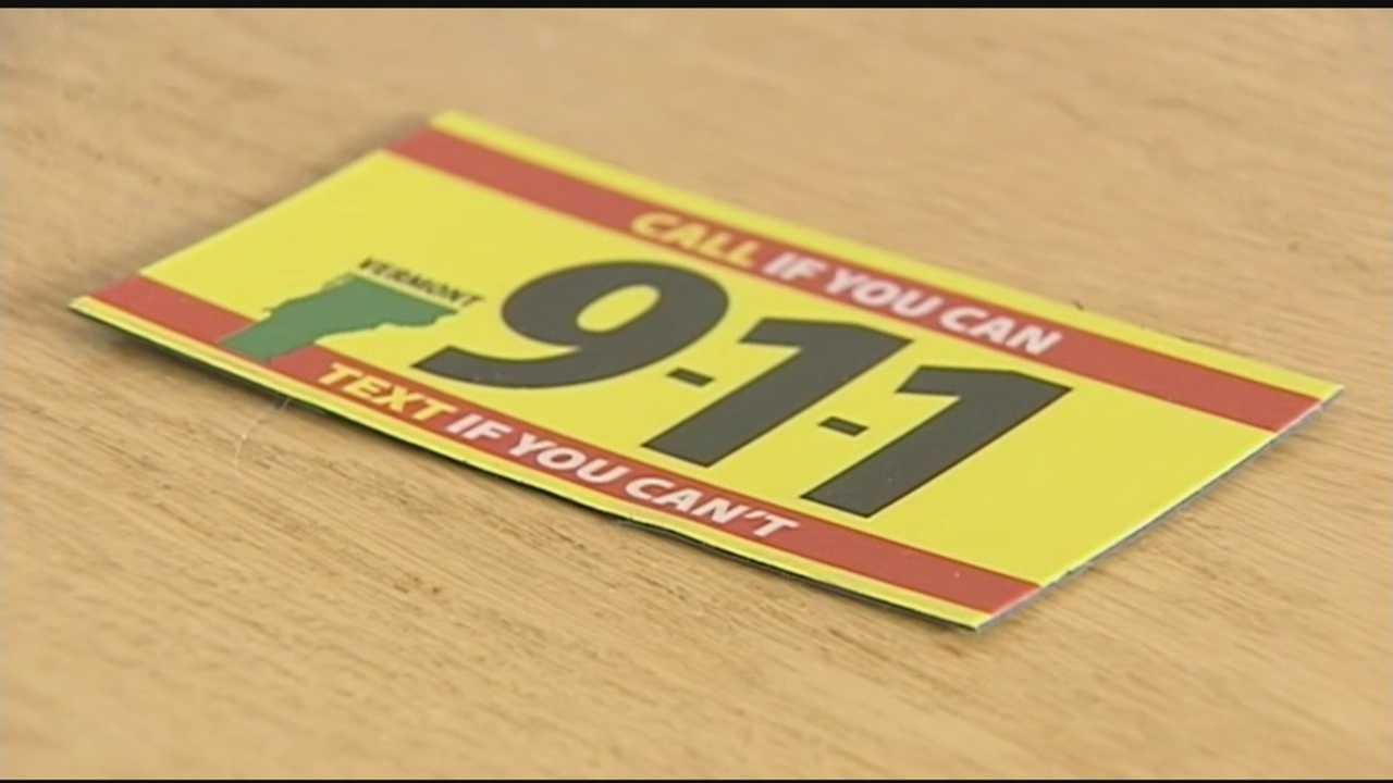 Vermont participates in 911 awareness month.