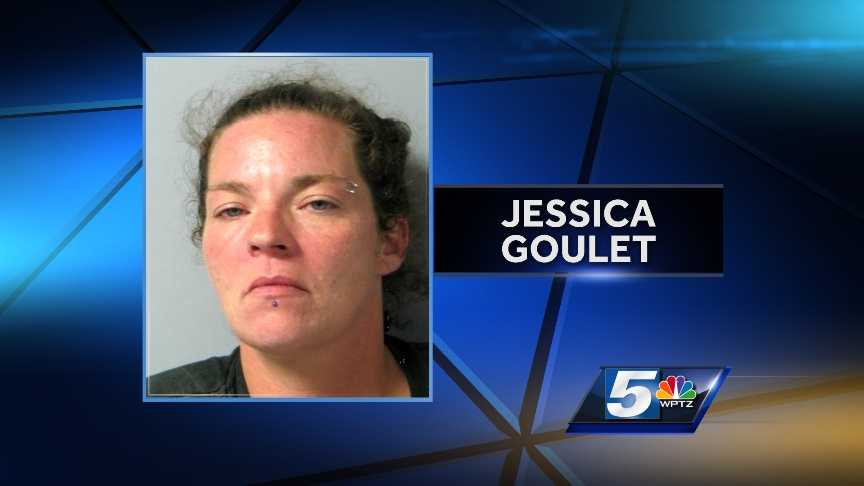 South Burlington Police have cited 38-year-old Jessica Goulet on retail theft and attempted robbery. She is accused of trying to rob a Williston Road Dunkin Donuts on April 4, 2015.