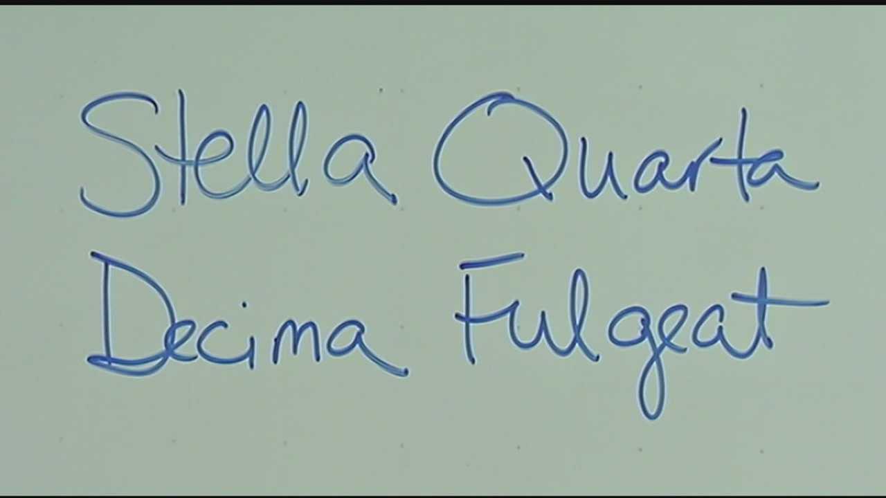 Stella quarta decima fulgeat: May the fourteenth star shine bright