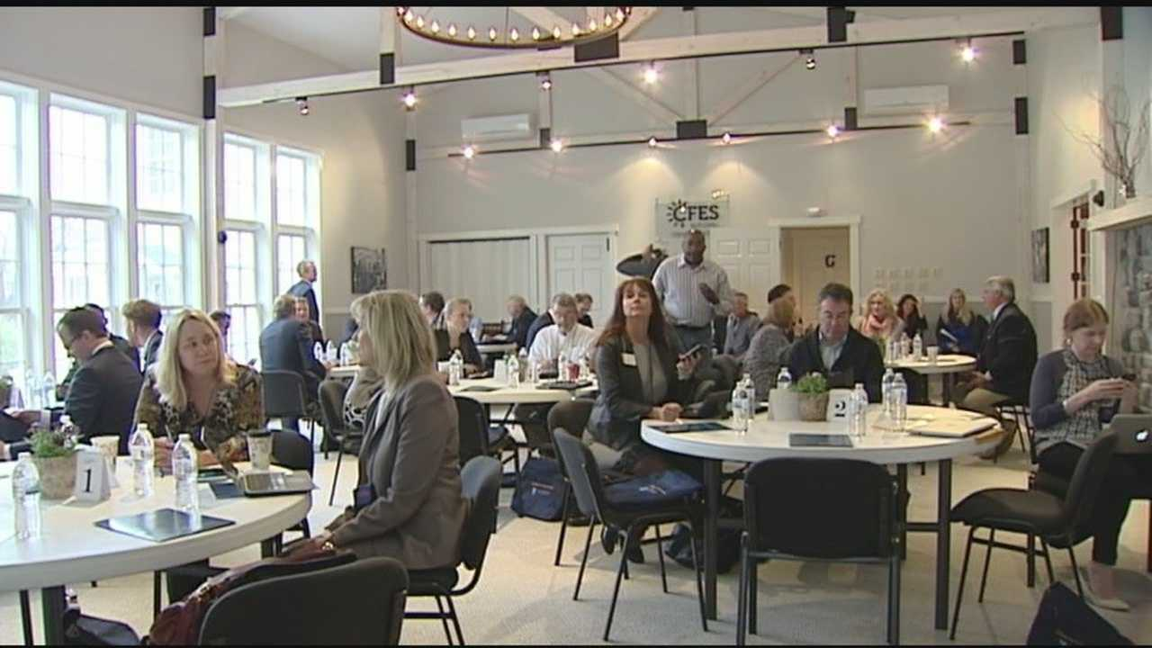 Conference focused on supporting under-served youth