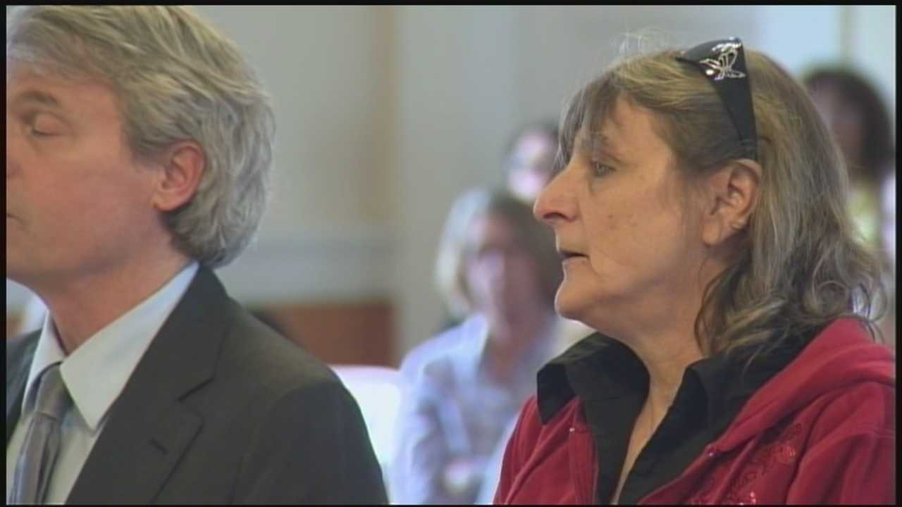 An Eden, Vt. couple accused in a horrific case of animal cruelty pleaded not guilty at their arraignment today. Vanessa Misciagna has the details.