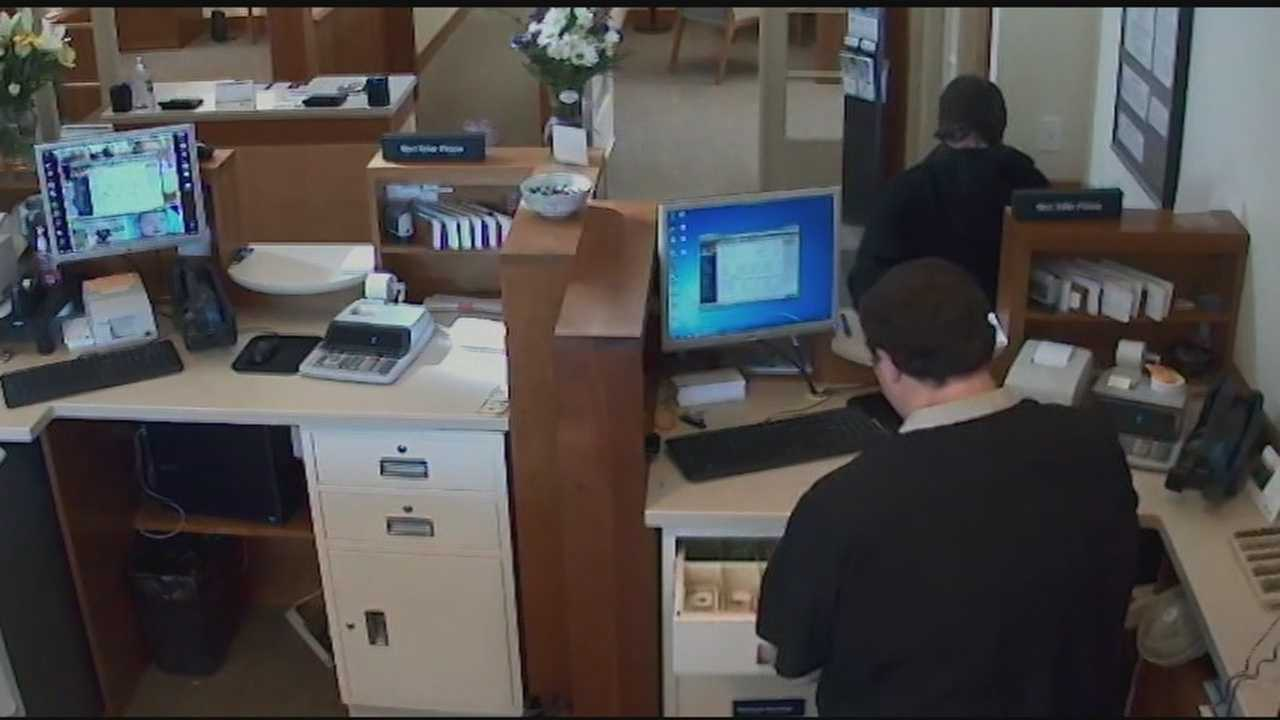 On Tuesday, the Northfield Savings Bank in Waitsfield was robbed at gunpoint. This is the second robbery at the bank in a week.
