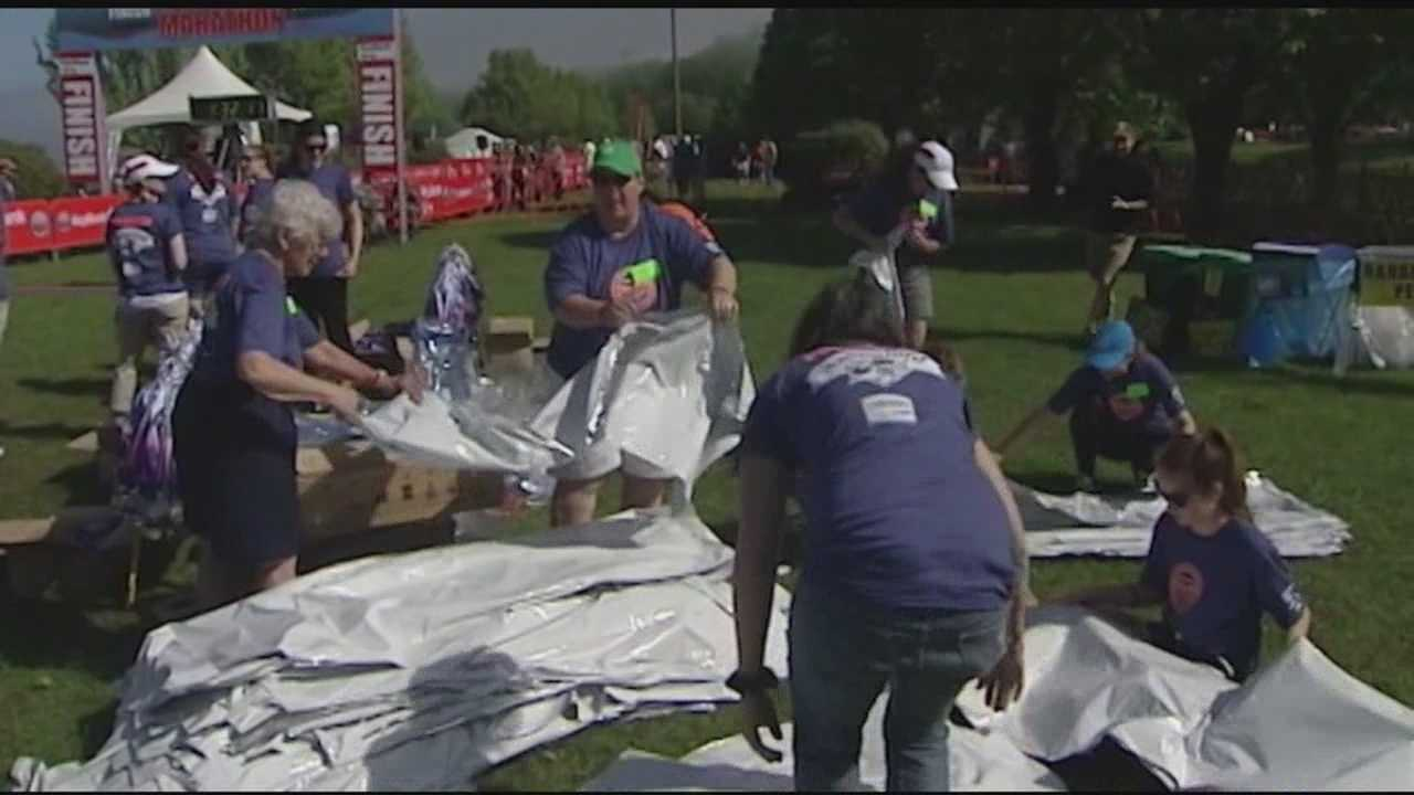 About 1,700 volunteers needed for race day preps