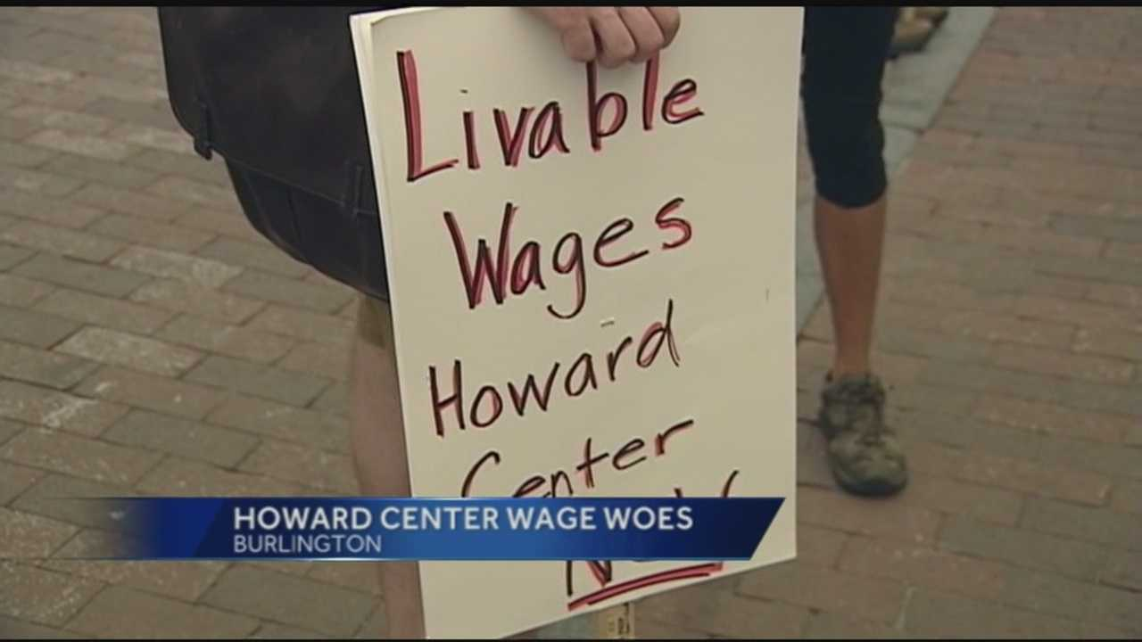 Contract negotiations between Howard Center and workers continue