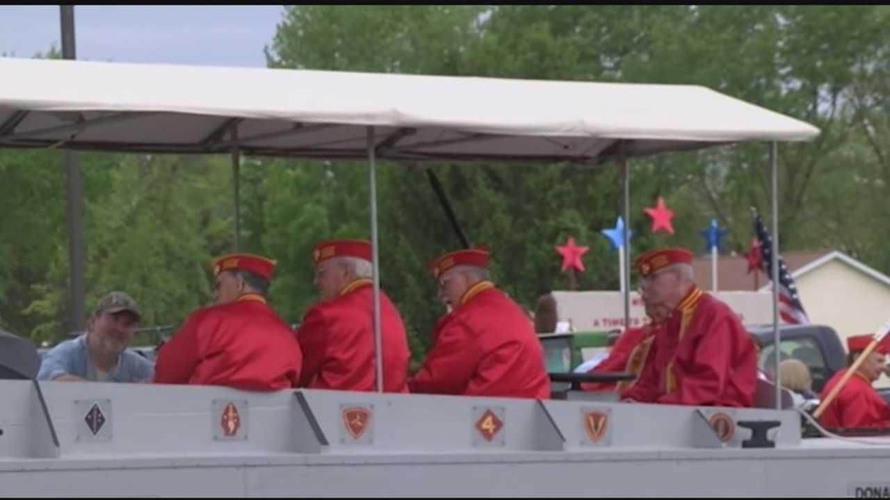 Vergennes hosts parade honoring fallen soliders