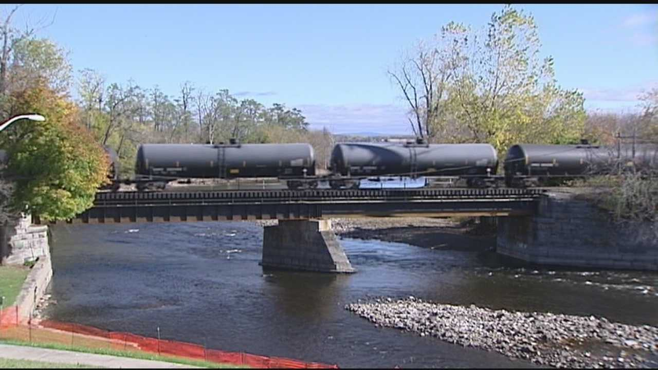 The newly released report details the potential threats of transporting tar sands oil -- a volatile type of fossil fuel -- through the Champlain Valley and Adirondack region.