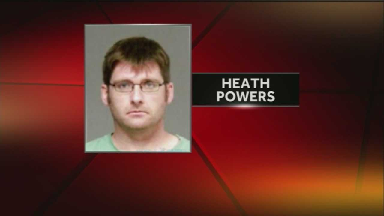 Prosecutors said Heath Powers, 34, admitted to 11 counts of producing of child pornography, one count of distributing child pornography and one count of possessing child pornography.