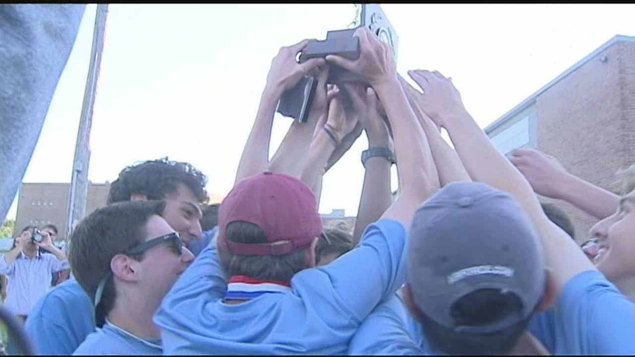 South Burlington boys, and CVU girls bring home tennis hardware.