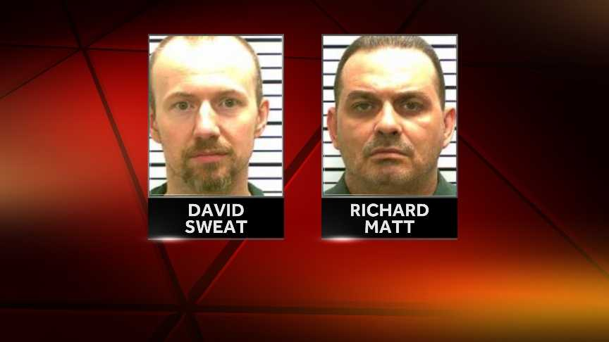 David Sweat, Richard Matt