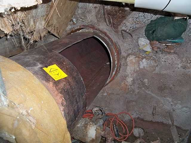 Authorities said the pair apparently used power tools to drill their way through cells, a series of tunnels and eventually out a manhole cover.