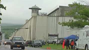 June 18: Prison officials have lifted the lockdown at Clinton Correctional Facility from which two killers escaped almost two weeks ago.