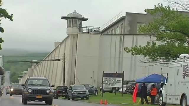 June 18: Prisonofficials have lifted the lockdown at Clinton Correctional Facility from which two killersescapedalmost two weeks ago.
