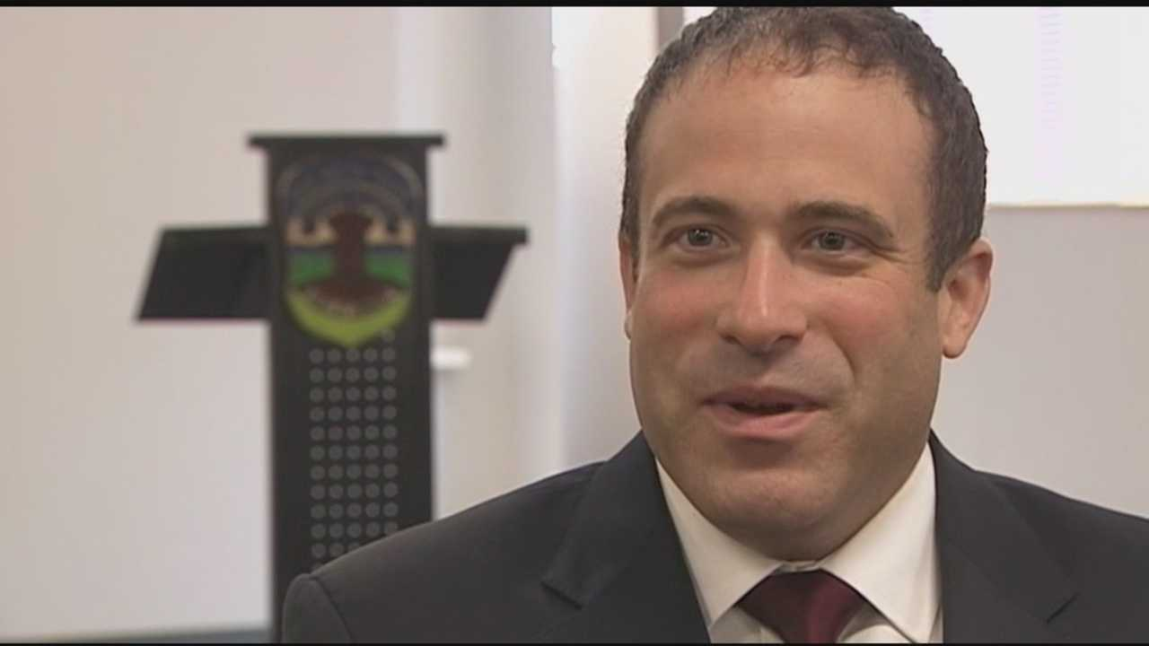 NYPD veteran Brandon del Pozo was confirmed to be the next Burlington police chief and plans to show critics he's the right man for the job. He sat down with WPTZ NewsChannel 5's Stewart Ledbetter for an extended interview.