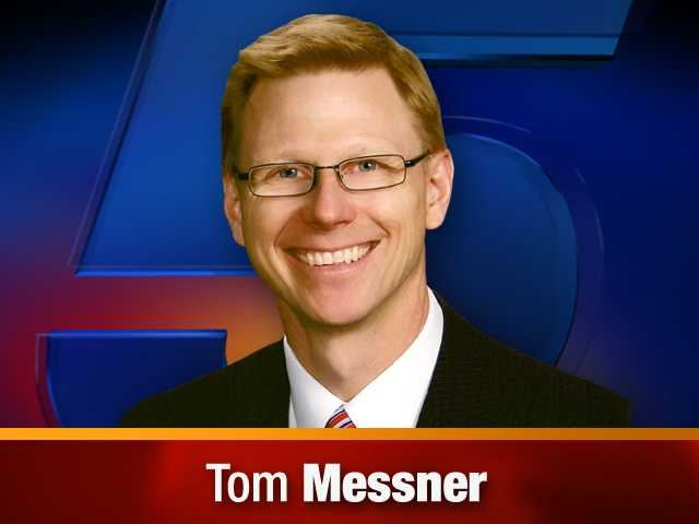 """Hey everybody!"" It's WPTZ NewsChannel 5 Chief Meteorologist Tom Messner's 25th anniversary! Check out 26 things you may not know about him."
