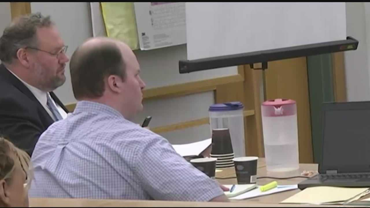 """Road rage"" murder trial finishes its third day."
