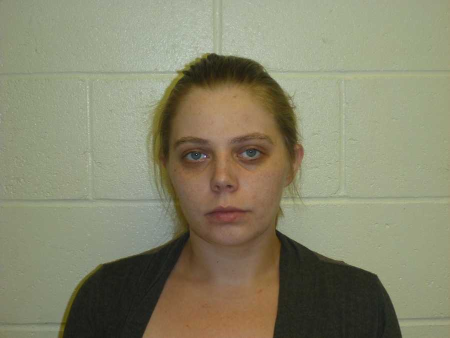 Amber Ford, 25, of Claremont, was charged with 2 counts of sale of a controlled drug, heroin.