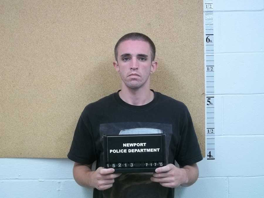 Brian Hardwick, 27, of Tilton, was charged with 2 counts sale of a controlled drug, Crystal Methamphetamine and heroin.