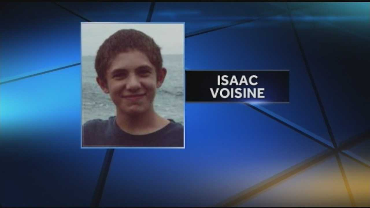 Police spent just about 24 hours looking for 13-year-old Isaac Voisine of Fair Haven, Vt. after he was reported missing around 10p.m. Monday night.