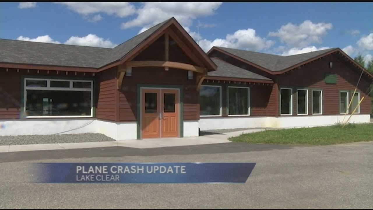 On Sunday, investigators met at the plane crash site near Adirondack Regional Airport to try to figure out what happened. Police say four people were killed on Friday shortly after taking off.