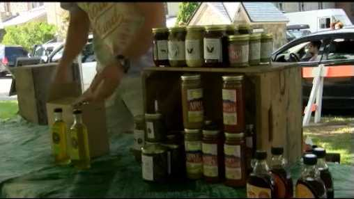 A local group from the North Country is testing out an event Friday in downtown Plattsburgh that it hopes could turn into a regular occurrence next summer.