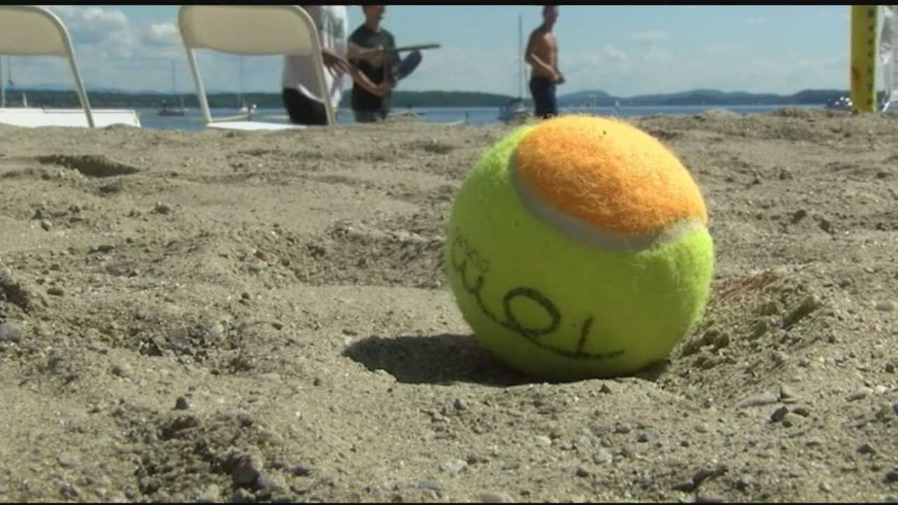 Beach Tennis is gaining traction here in the U.S.