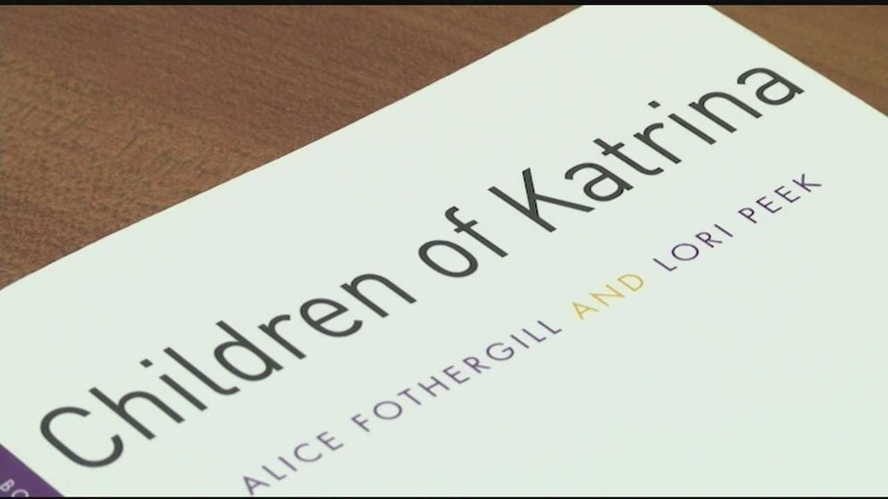 'Children of Katrinna' focuses on storm's youngest victims