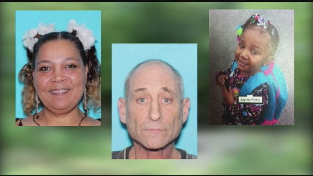 A Vermont grandmother and her boyfriend were arrested early Saturday morning in New York after an Amber Alert was issued for a 4-year-old girl who was taken from a home in Vermont, police said.
