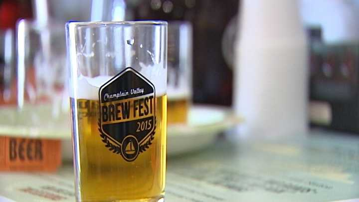 The 2015 Champlain Valley Brew Fest will be held at the Champlain Valley Transportation Museum on September 19.