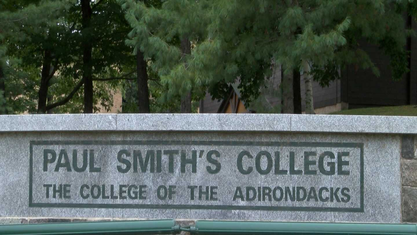 A group of Paul Smith's College alumni went back to campus Thursday evening to offer support to students. College officials held a meeting for current students, faculty, and staff about the college's proposed name change.