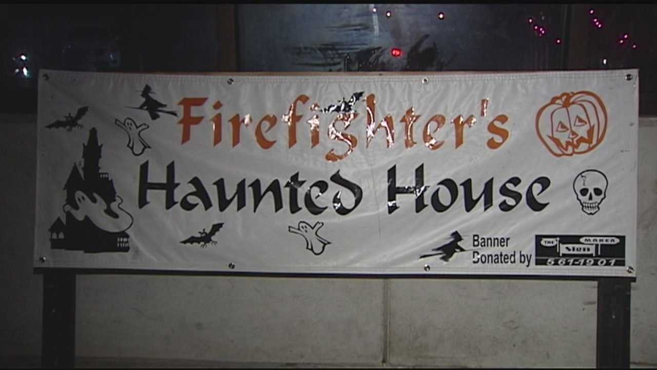 A group of fire departments from the North Country need a venue for their annual haunted house. The Firefighters' Haunted House raises money for fire prevention education in local schools.