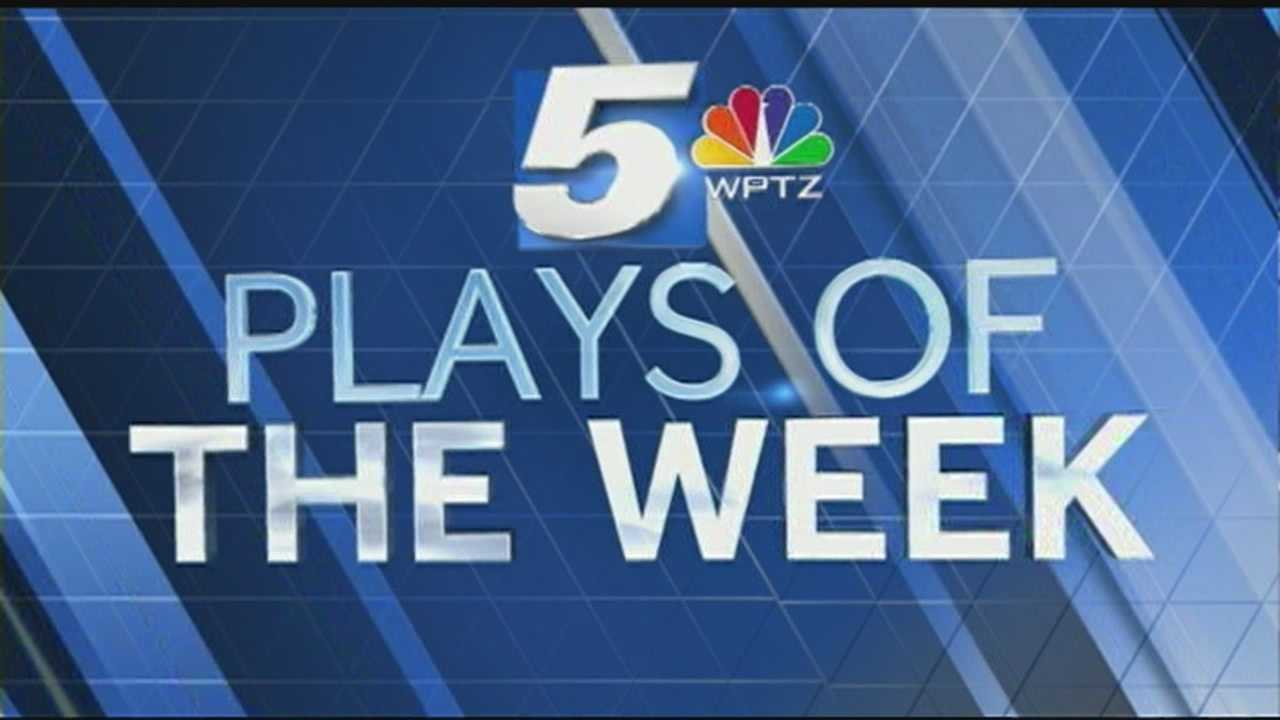 For the Top Play of the Week from September 14th through the 20th