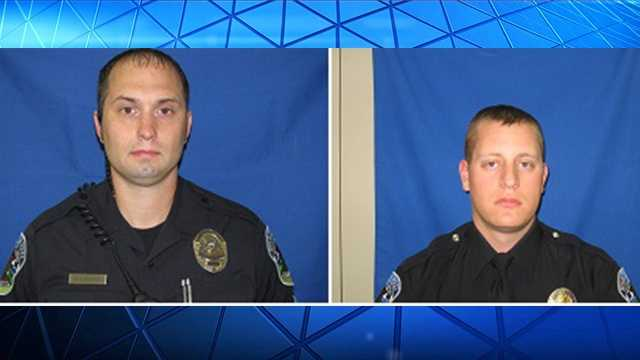 Sergeant Brian Labarge & Detective Corporal Ric Volp