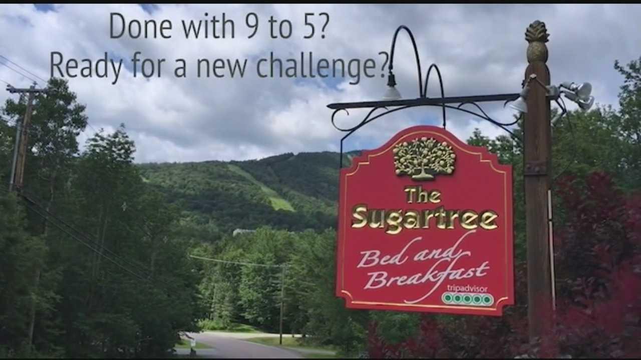 B&B near Sugarbush Resort up for sale