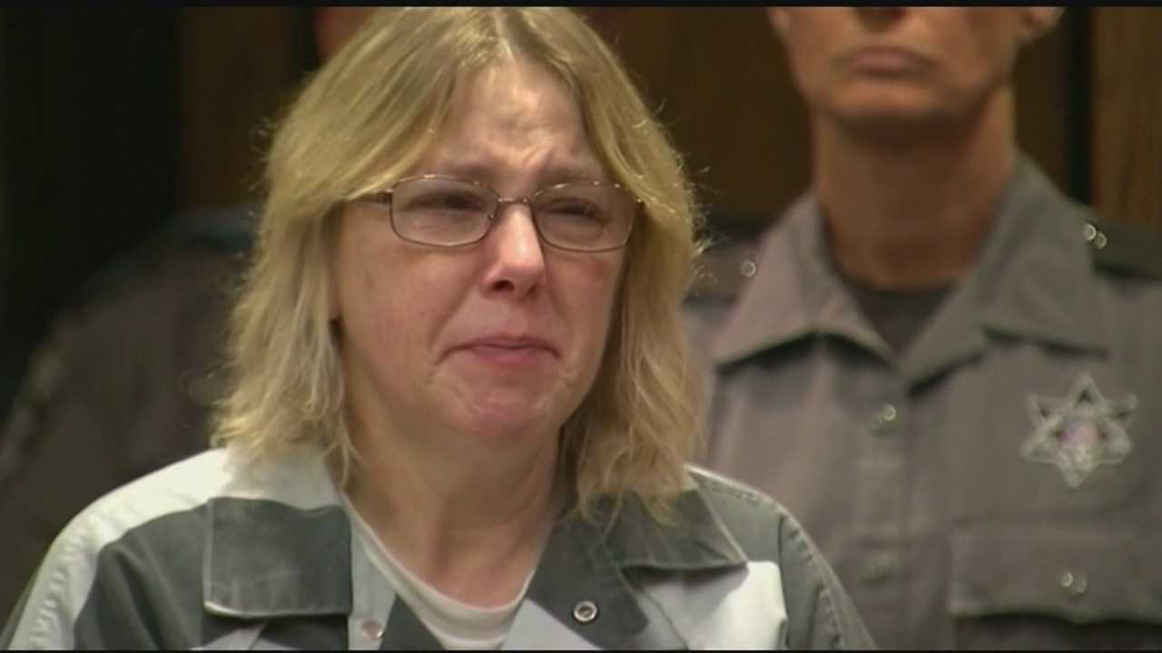 Joyce Mitchell was sentenced to 2 1/3 - 7 years behind bars for her role in the prison escape of Richard Matt and David Sweat.