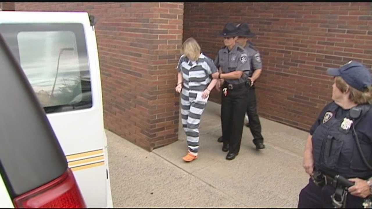 Joyce Mitchell was sentenced to 2 1/3 to seven years in prison for helping convicted killers escape from Clinton Correctional Facility.