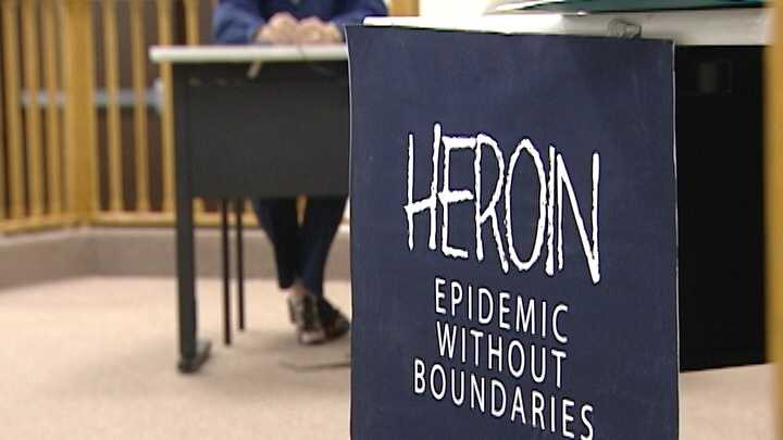 Several North Country residents and leaders came together Wednesday evening to discuss how to combat the growing opiate addiction and heroin epidemic in our region.