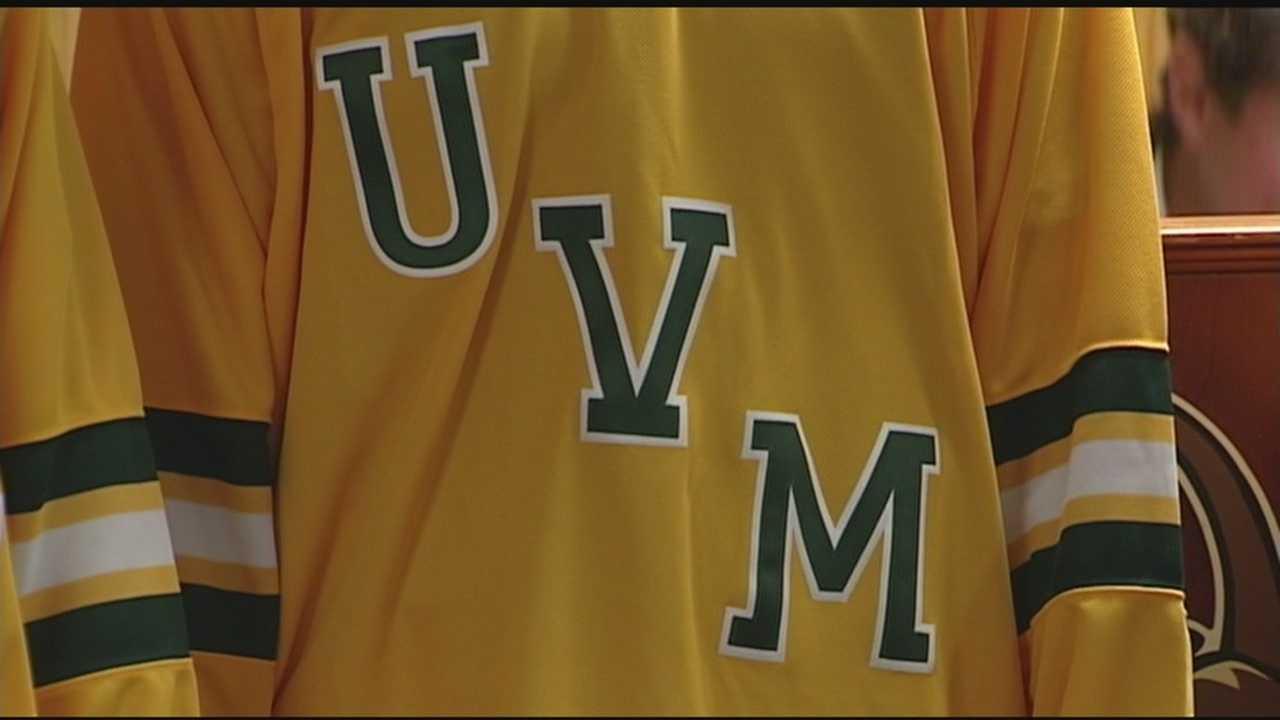 UVM guys are ready to hit an actual opponent