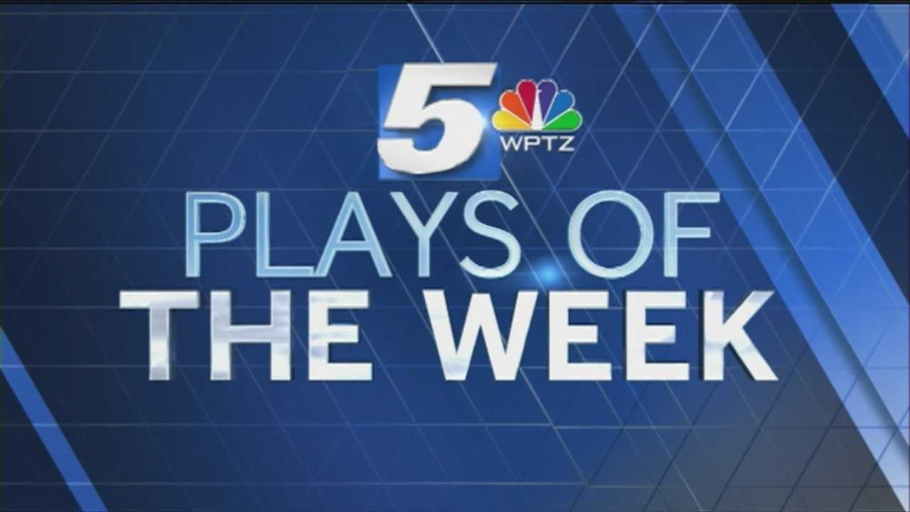Vote for this week's WPTZ Top Plays (October 5th - October 8th)