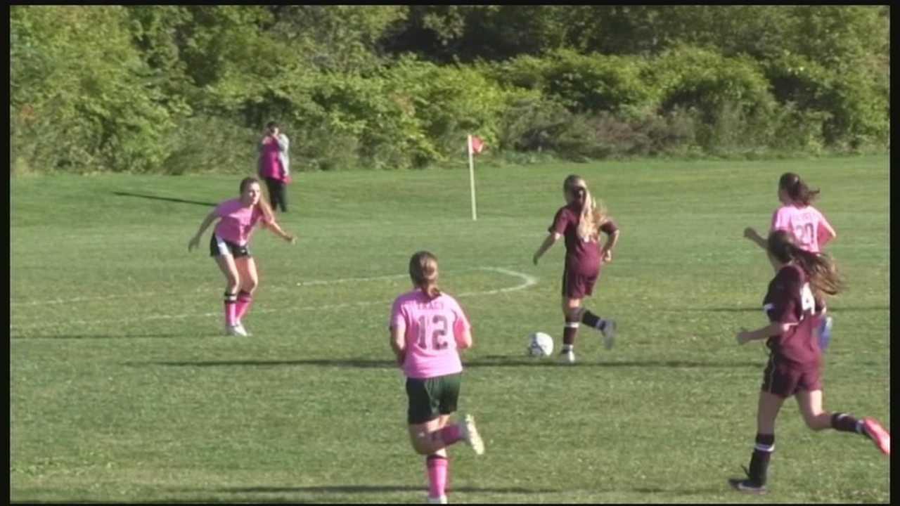 Abby McKearin has set the VT high school goal record
