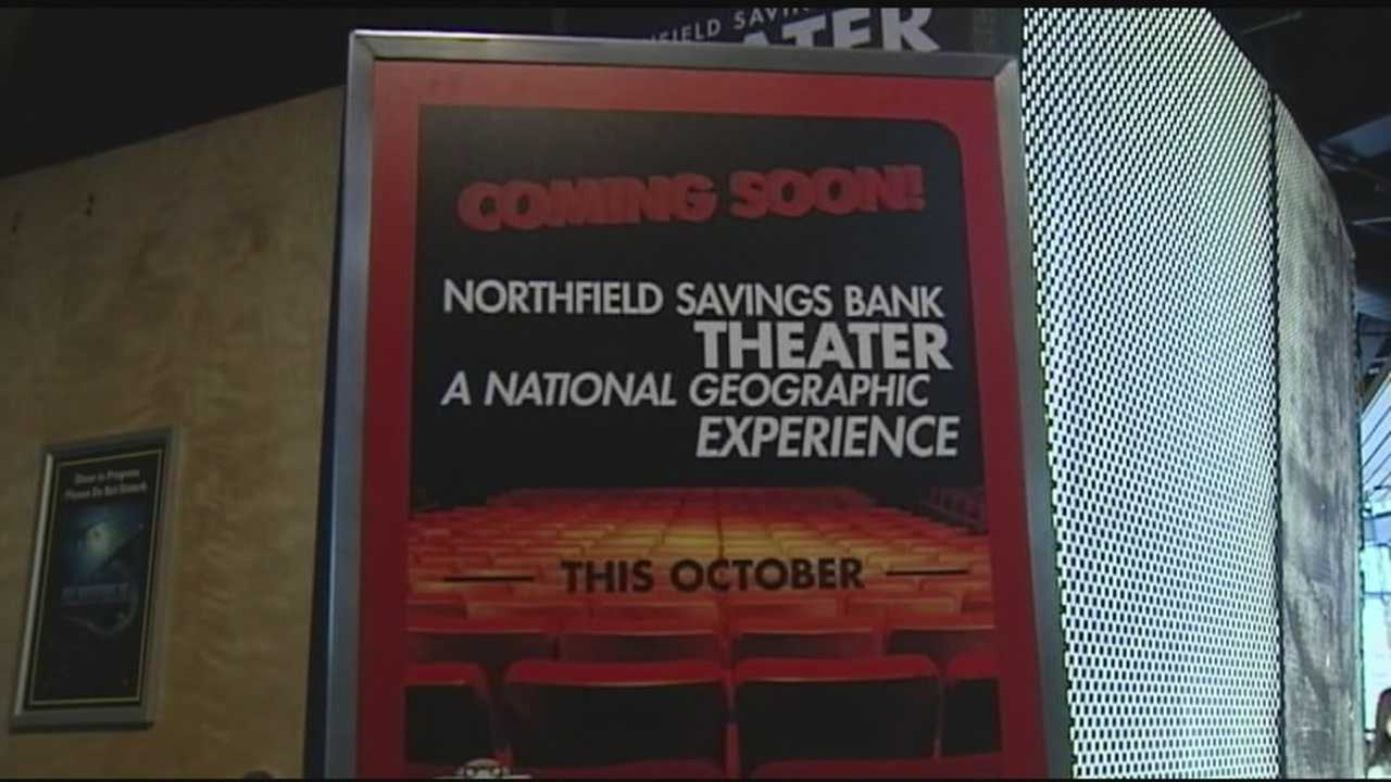 "Northfield Savings Bank Theater will host ""A National Geographic Experience"" at  the Echo Lake Aquarium and Science Center"