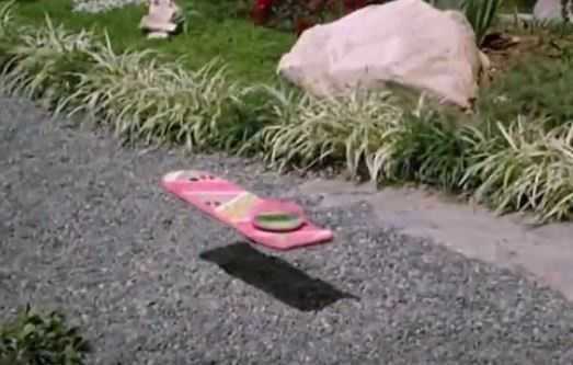 Hover Boards. Attempts have been made, but there is still no anti-gravity hover board like Marty used in the movie.