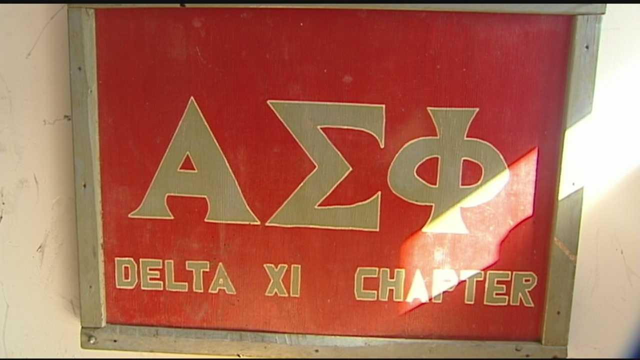 Alpha Sigma Phi at SUNY Plattsburgh recently became the first certified human trafficking safe haven in the Northeast.