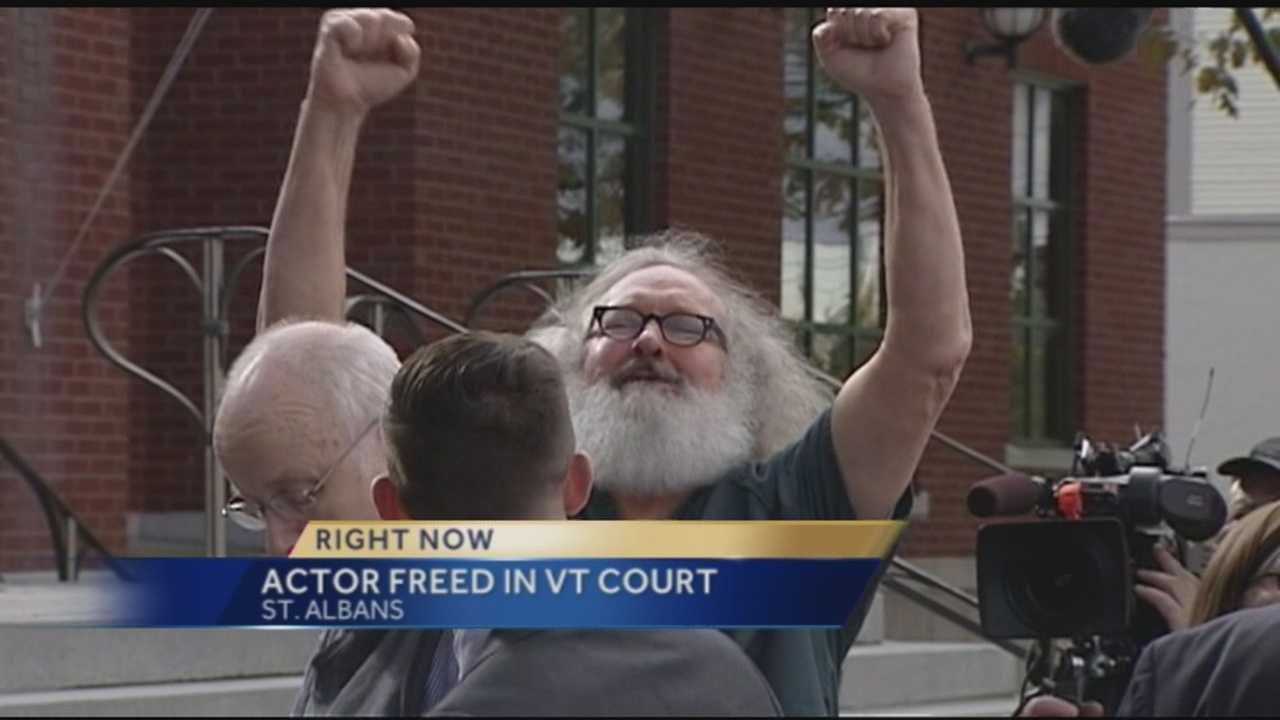 Randy Quaid and his wife Evi plan to live in Vermont for the forseeable future.
