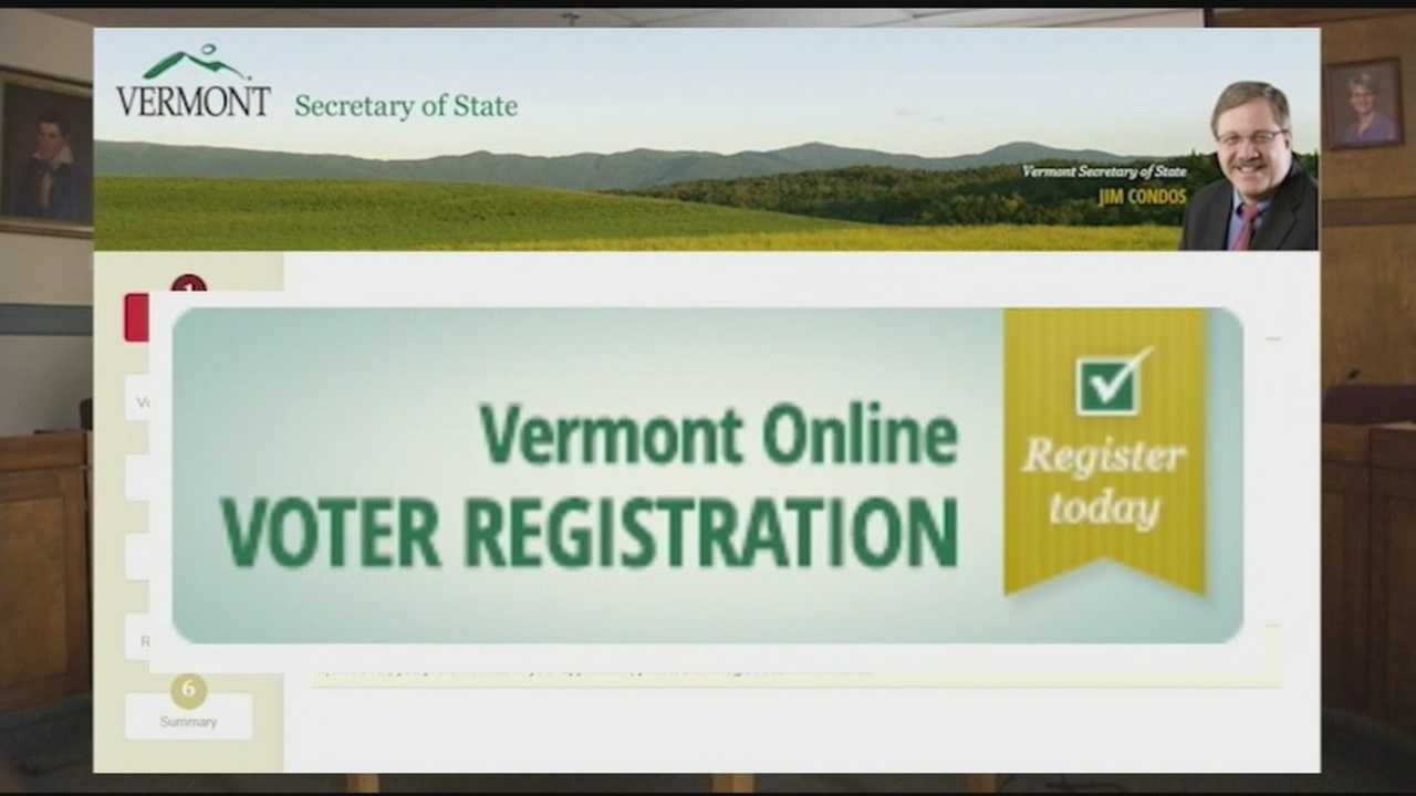 Vermont is the latest state to switch to online voter registration, to improve convenience while reducing costs and clerical error. The site is now accessible through the Secretary of State's homepage.