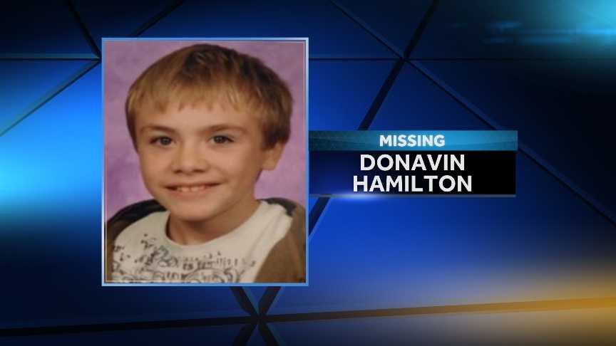 According to Vermont State Police, Donavin Hamilton, 14, ran away from his Newfane home Monday morning.