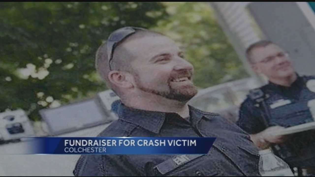 Brendon Cousino was driving home from the store when he was hit head-on by a driver police say was trying to commit suicide.