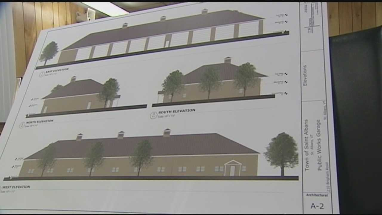 Proposed public works facility up for vote. Opposition says the price isn't right.