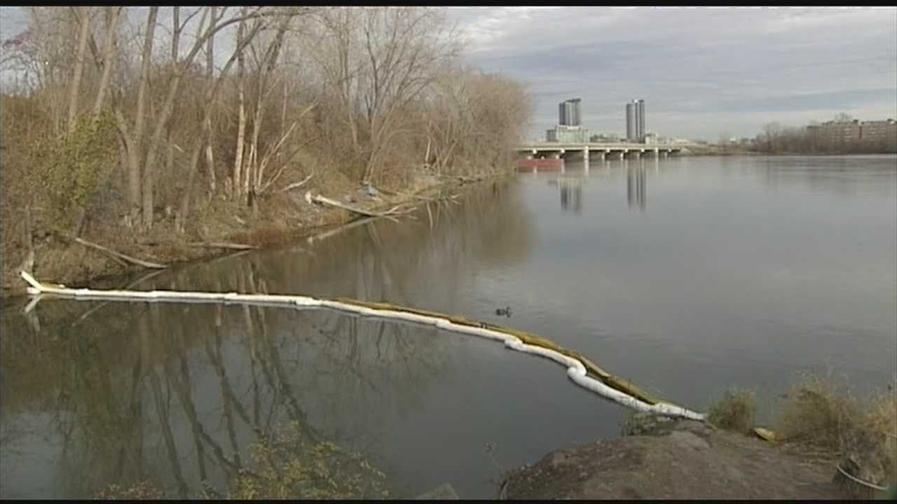 The city of Montreal began a controversial dump of roughly 2 billion gallons of raw sewage into the St. Lawrence River on Wednesday morning.
