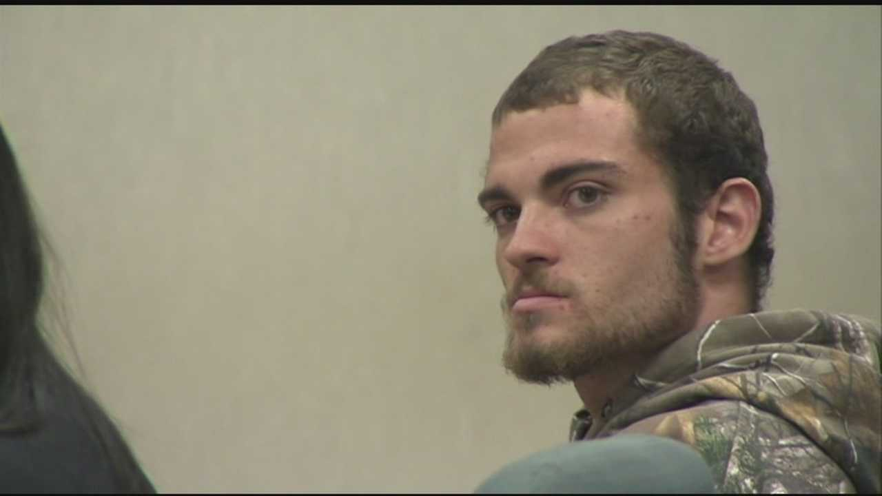 William Schenk, 21, of North Carolina, was ordered held on $15,000 bail.
